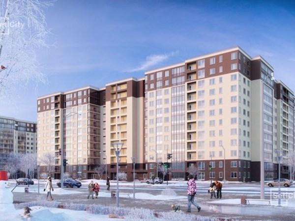 Setl City построит торговый комплекс в ЖК «Солнечный город»