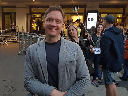 Сергей Капчук: У меня много друзей в Британии, которые восхищаются Путиным