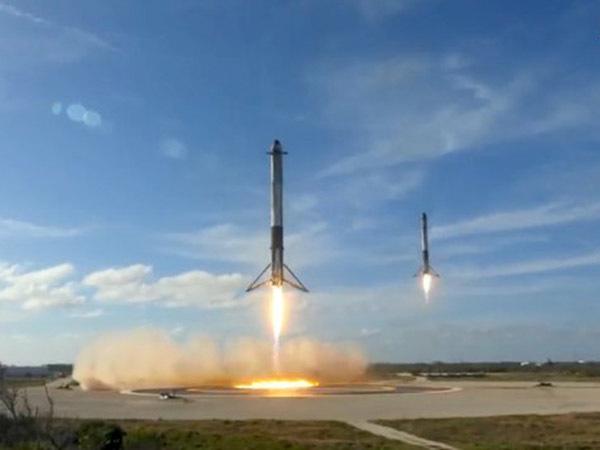 Тяжелый случай: Зачем человечеству Falcon Heavy