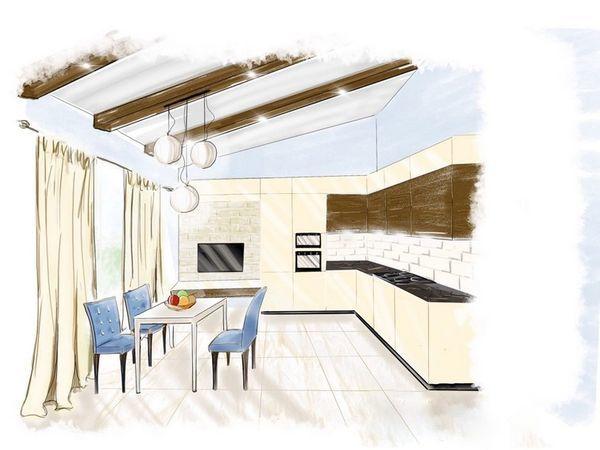 Дизайн-проект в подарок от ООО «Терминал-Ресурс»