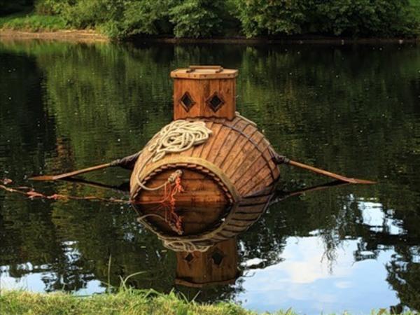 Виват, субмарины!: От деревянной бочки до атомного реактора