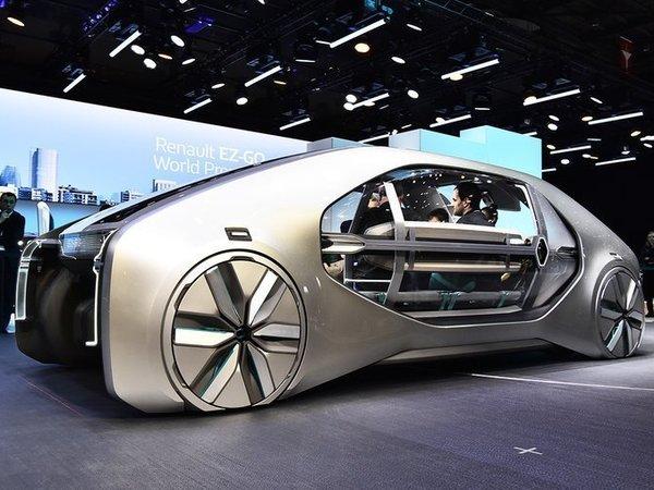 Geneva Motor Show: заглянуть в будущее не получилось