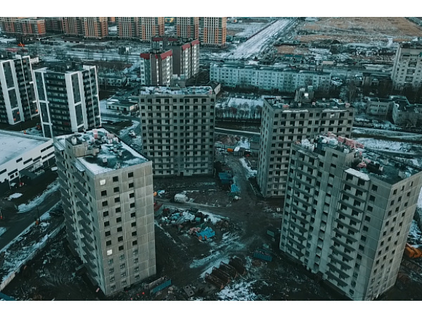 """КОТ """"Новоселье: Городские кварталы"""" находится в высокой стадии готовности"""