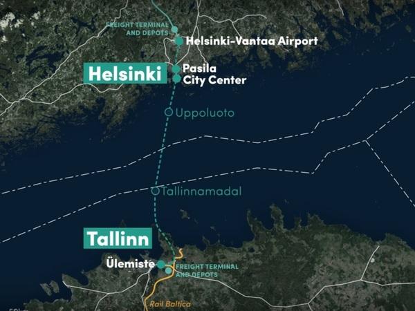 Тоннель в Финском заливе свяжет Европу с Арктикой