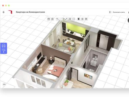 Фото ремонта и дизайна квартир