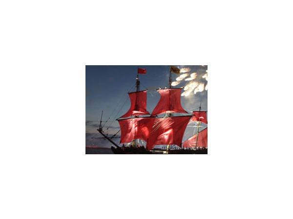 Петербург выстоял под «Алыми парусами»
