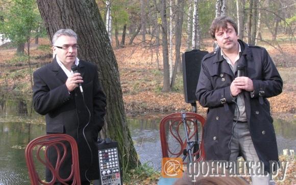Антон Губанков и Василий Панкратов