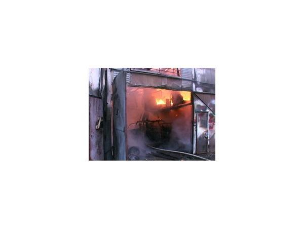 Гаражники: «Поджог — это не метод выселения»