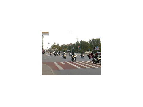 Петербургские байкеры закрыли сезон