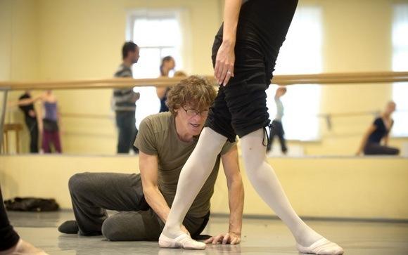 Начо Дуато тестирует балетную труппу Михайловского театра