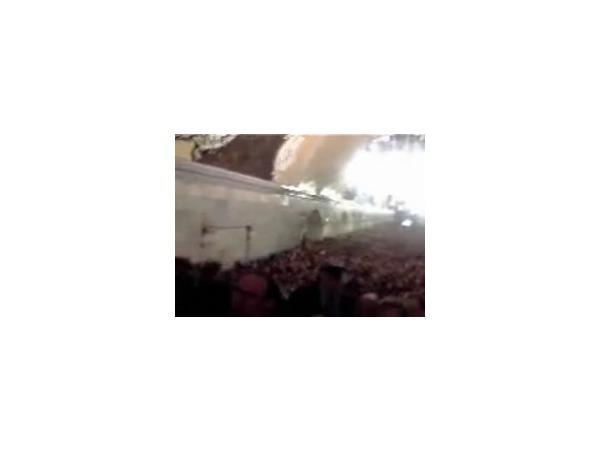 Блоги: Толпа в московском метро затоптала женщину