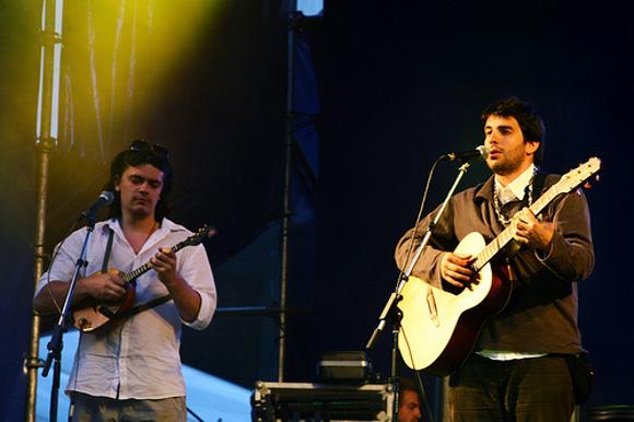 Сергей Соколов и Петр Налич