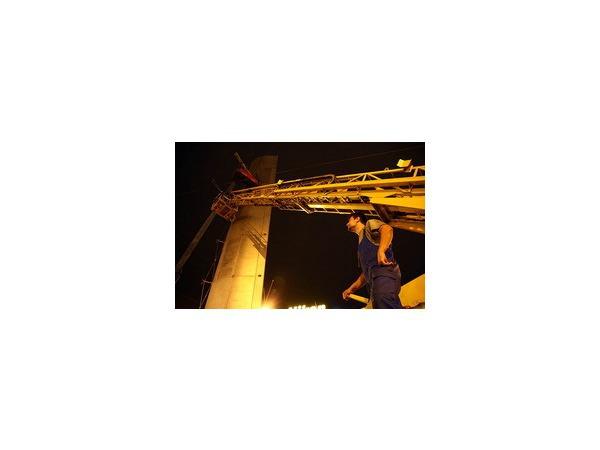 Башня мира покинет Сенную в ночь с понедельника на вторник