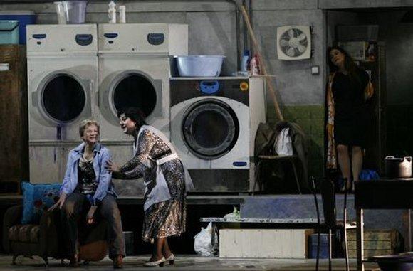 """Женщина без тени"". Мариинский театр"