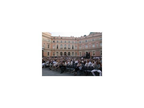 World Sinfonia в Михайловском замке: Меоломания