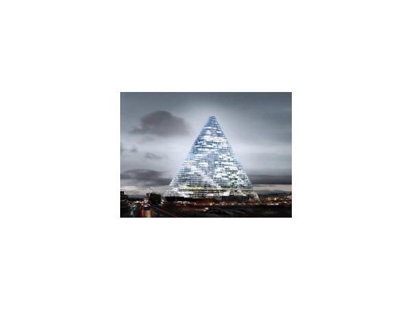 Париж ответит «Охта центру» «Треугольником»