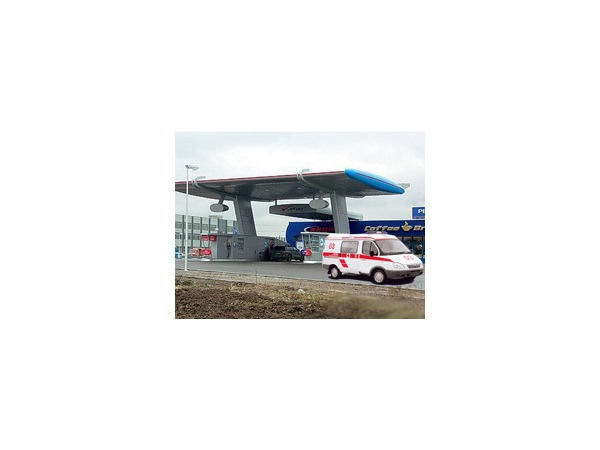 «Фаэтон» даст бензин для скорых