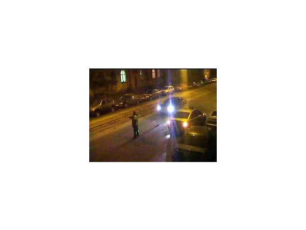 Водитель Bentley договорился с полицией до задержания