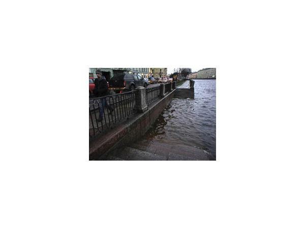 В Питер пришла «большая вода»
