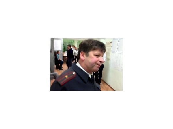 Председателей УИКов оберегают от видеосъемки