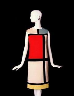 Платье Mondrian