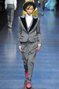 Костюм-тройка Dolce&Gabbana