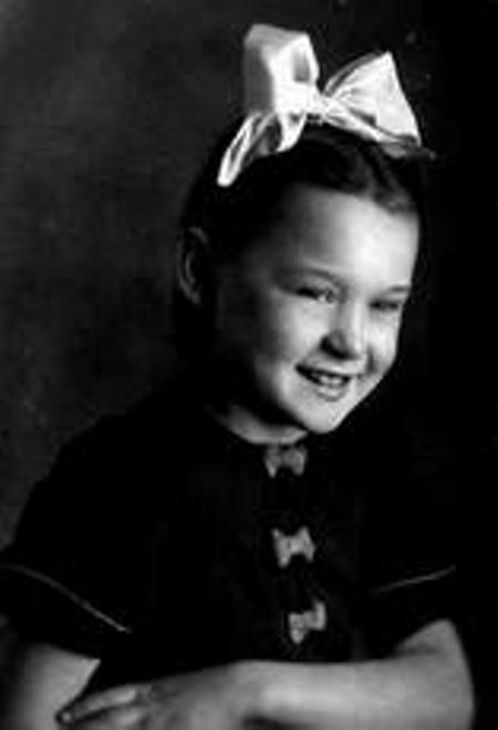 Людмила Гурченко в детстве