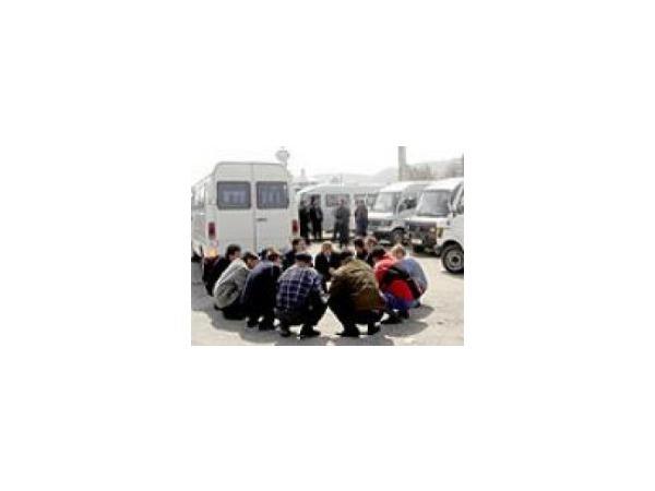 Водители автобусов сказали «Баста!»