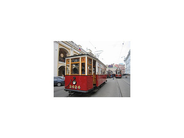 Трамваи по Садовой пойдут по «выделенке»