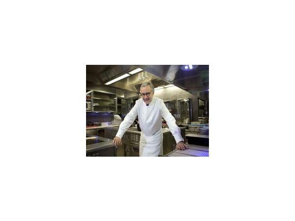 """Ален Дюкасс: """"Пять лет - и сюда придет Michelin"""""""