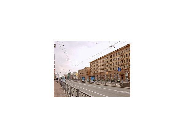 Трамвай изолируют с Лиговки до осени