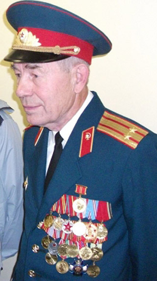 Олег Тимофеевич Виноградов