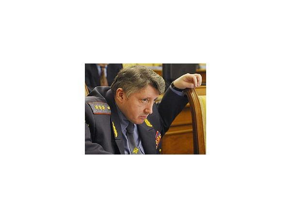 Московский десант МВД высаживается в Петербурге