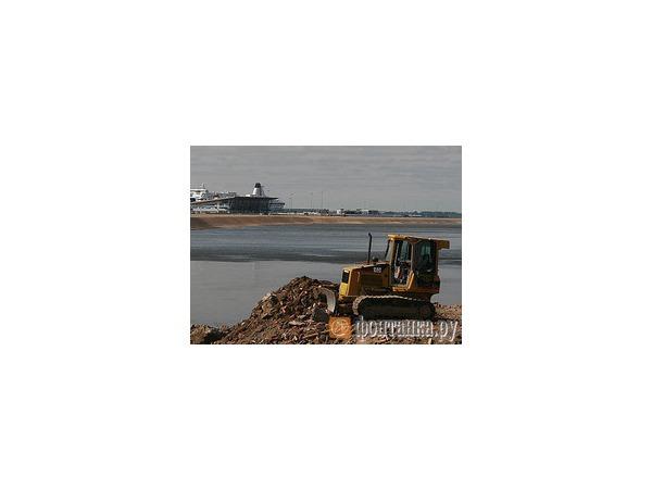 Застройщики скинутся на сети для «Морского фасада»