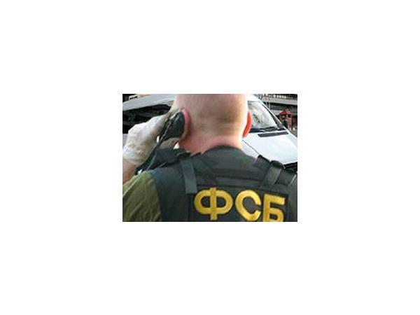 Полиция занялась логотипом ФСБ