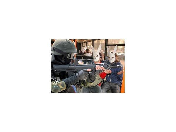 С «зайцами» не совладать без полицейских