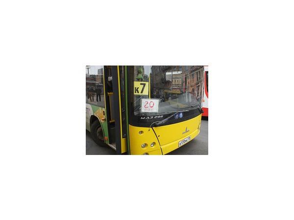 Трамвай показал стоимость маршруток