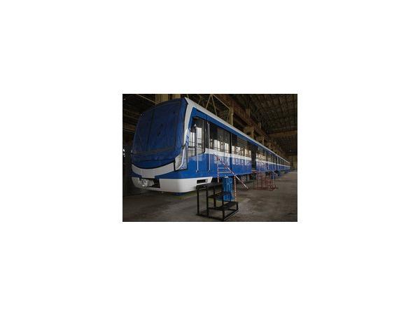 Как Кировский завод будет делать вагон метро «НеВа»
