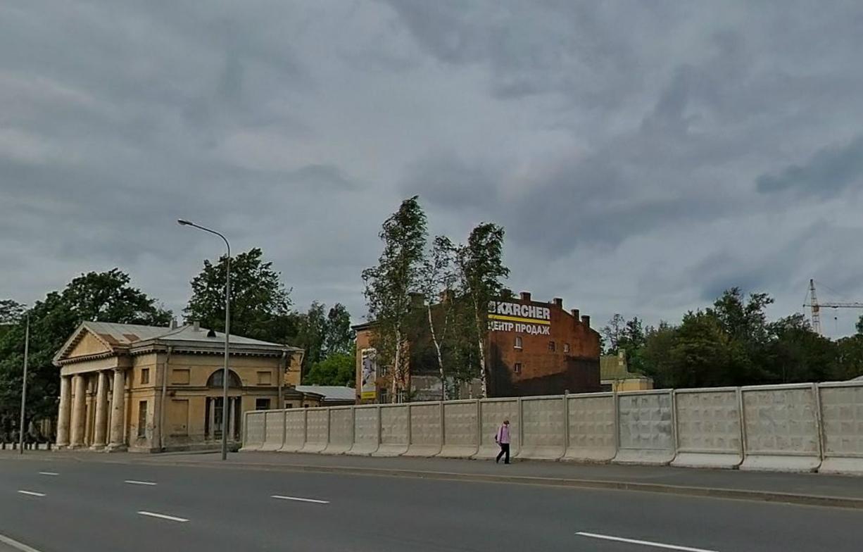 """Здание на """"Яндекс-панорамах"""""""