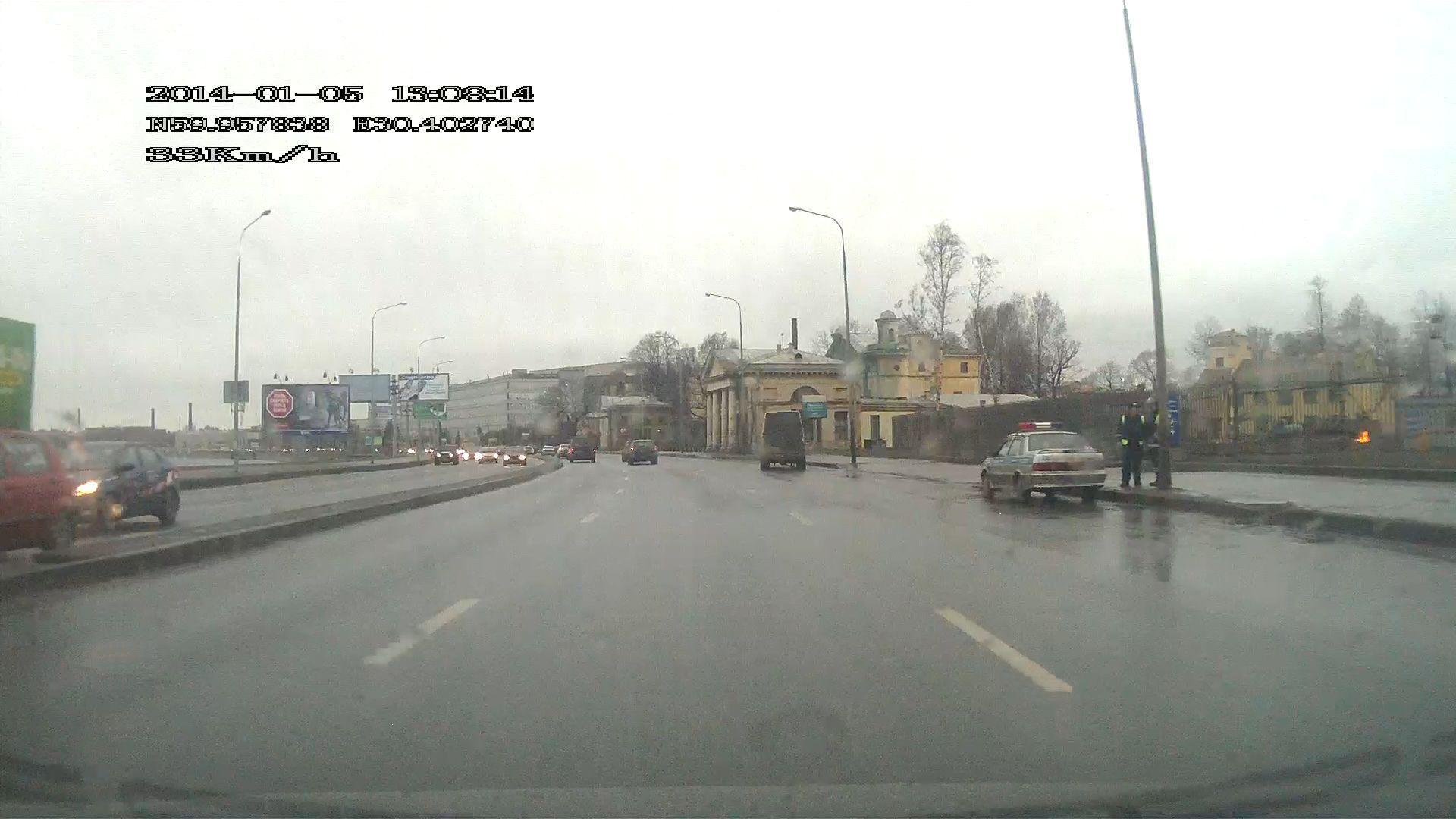 Нынешний вид Свердловской набережной, 38к - фото читателя Сергея