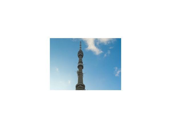 Стало известно расписание и время начала светового шоу на Останкинской башне 10-14 октября 2014 года