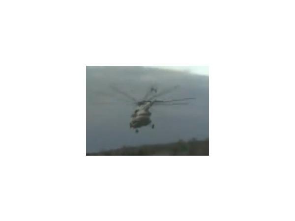 При поисках пропавшего вертолета в Туве спасатели обследовали 32 тыс. кв. км