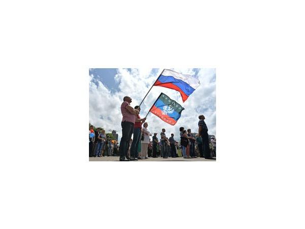 «Питер» освобождает Донбасс