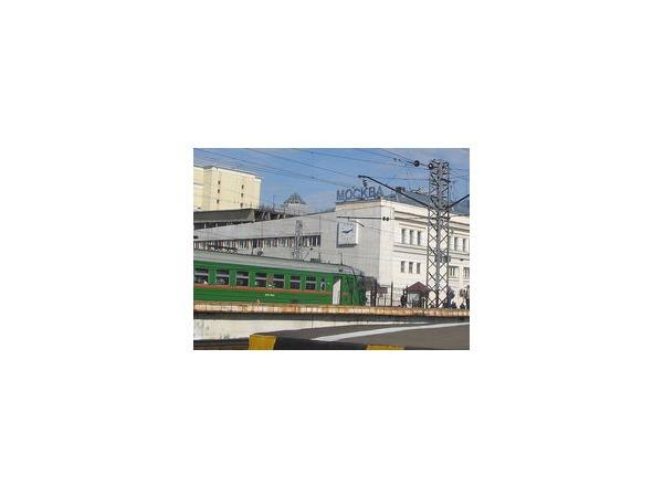 С Курского вокзала Москвы эвакуировали людей из-за сообщения о бомбе