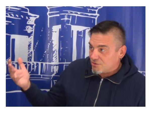 Художник Копейкин о Павленском как о художнике