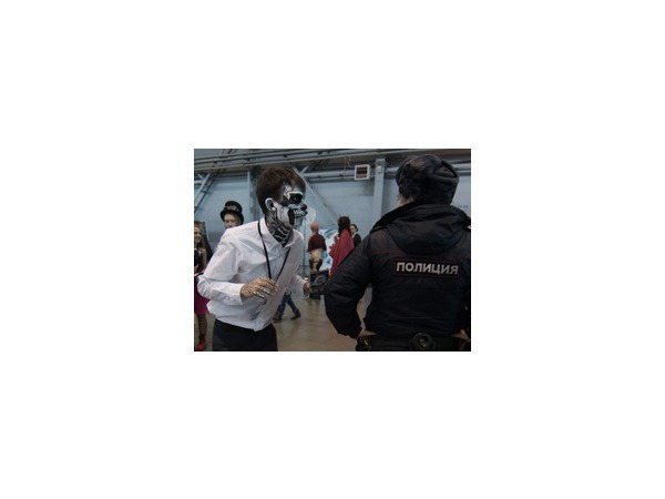 Ленэкспо переживает нашествие «чужих»