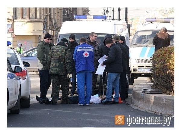 По факту нападения на полицейских на площади Восстания возбуждено уголовное дело
