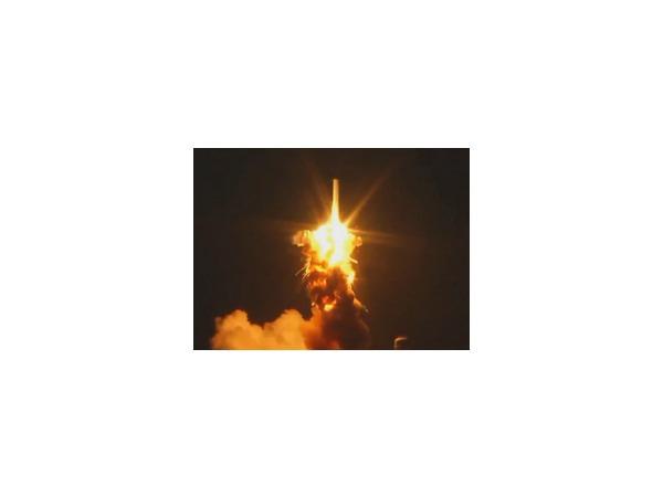 Космический грузовик Сygnus взорвался во время старта по направлению на МКС