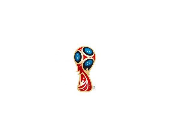 Эмблема ЧМ-2018 по футболу была представлена на одном из российских телеканалов