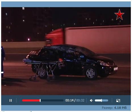 "Скриншот видеосюжета телеканала ""Звезда"""
